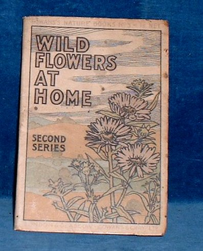 GOWANS'S NATURE BOOK #3 - WILD FLOWERS AT HOME Second Series