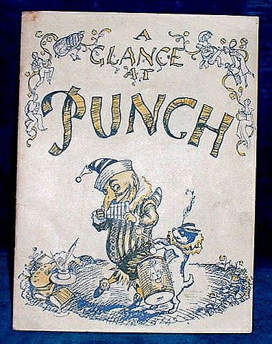 A GLANCE AT PUNCH c. 1936