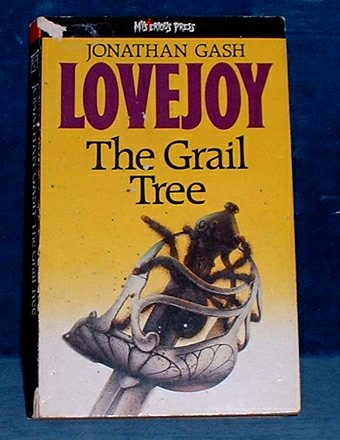 Gash,Jonathan - LOVEJOY - THE GRAIL TREE  1988