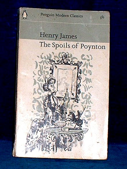 James, Henry - THE SPOILS OF POYNTON 1964