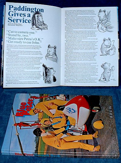 BOND, MICHAEL (PADDINGTON STORY) - BLUE PETER Seventh Book