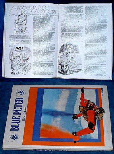 BOND, MICHAEL (PADDINGTON STORY) - BLUE PETER Eleventh Book