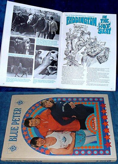 BOND, MICHAEL (PADDINGTON STORY) - BLUE PETER Thirteenth