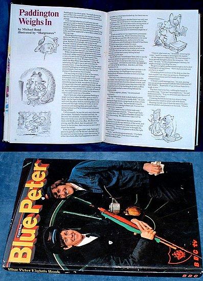 BOND, MICHAEL (PADDINGTON STORY) - BLUE PETER Eighth Book