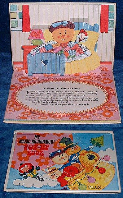 DANOT,SERGE - MY MAGIC ROUNDABOUT POP-UP BOOK