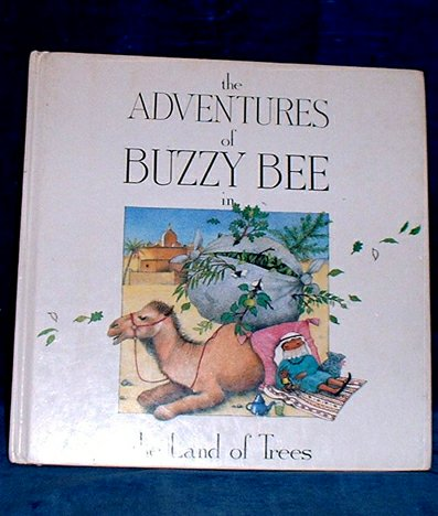 ALEN,PAULE RETOLD BY BARBARA HAYES - BUZZY BEE IN THE LAND OF TREES