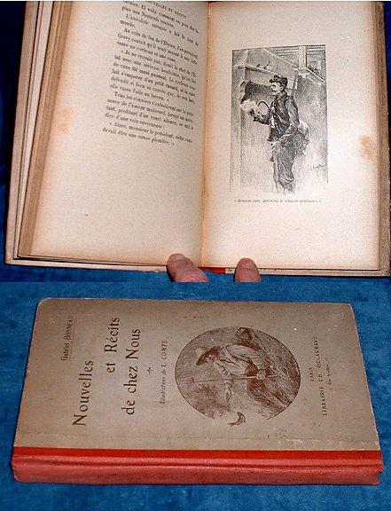 BONNEAU, GABRIEL - NOUVELLES ET RECITS DE CHEZ NOUS illustrations de L. Comte