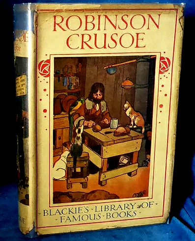 Defoe - LIFE AND SURPRISING ADVENTURES OF ROBINSON CRUSOE