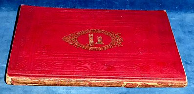 SUMMER DAYS or The Cousins 1853 first edition