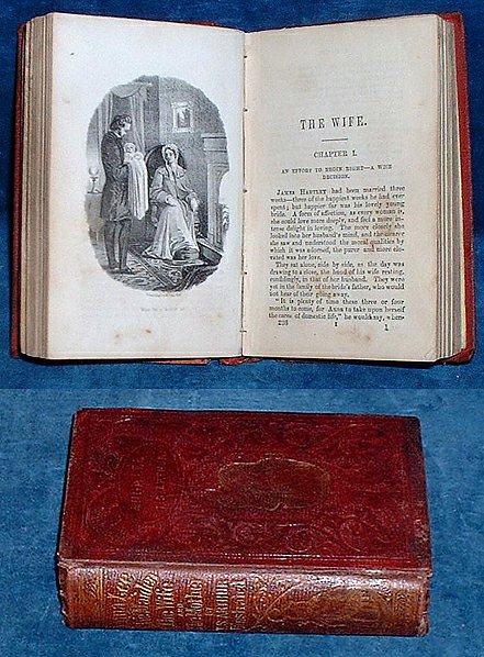 ARTHUR, T.S. [TIMOTHY SHAY, 1809-1885] - ANNA LEE; or, The Maiden, The Wife, and The Mother. Stories for my young countrywomen.