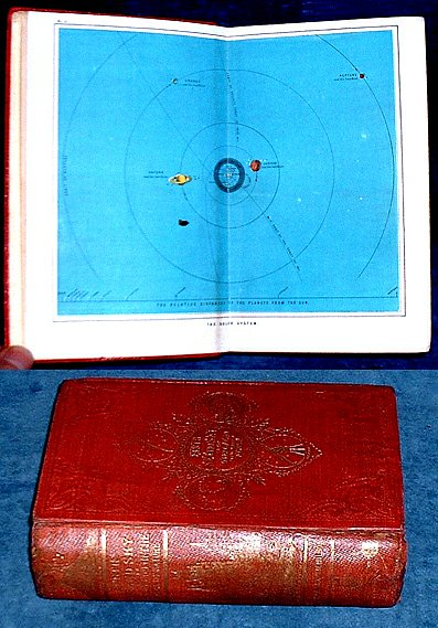 Wilson - EARTH, SEA, AND SKY 1859 (Spooner's copy)