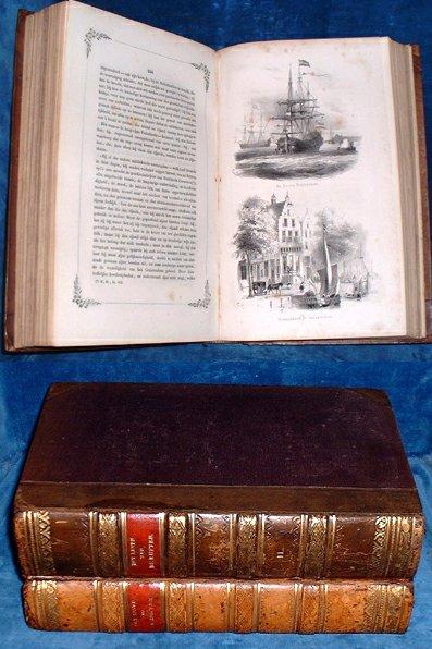 BELINFANTE, J.J - HET LEVEN VAN MICHIEL ADRIAANSZOON DE RUYTER [The Life of Admiral de Ruyter] 1607-1676 Vol. I + Vol. II