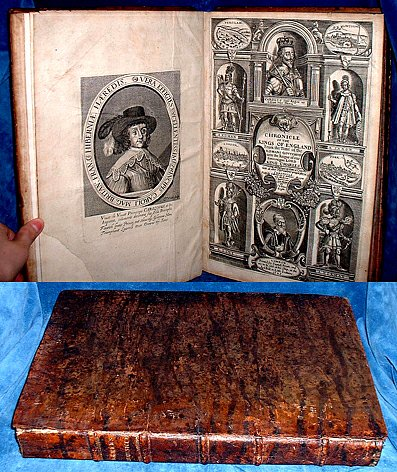Baker - CHRONICLE OF THE KINGS OF ENGLAND 1643