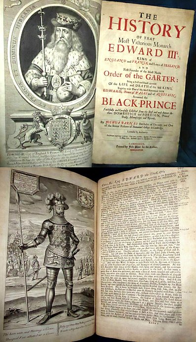 Barnes - HISTORY OF THAT MOST VICTORIOUS MONARCH EDWARD III 1688